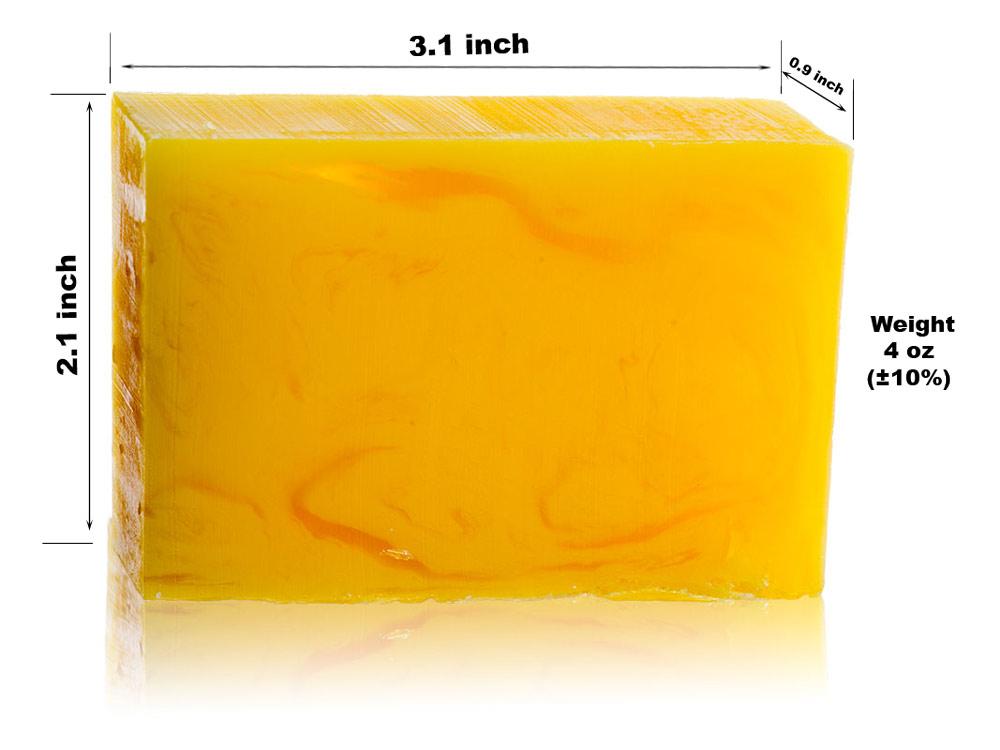 Cream Soap - Honey / Lemongrass
