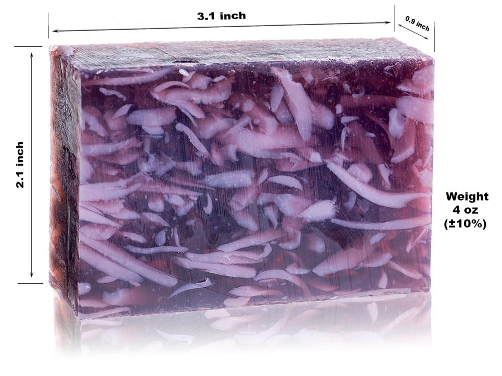 Glycerin Soap - Blueberry Jam