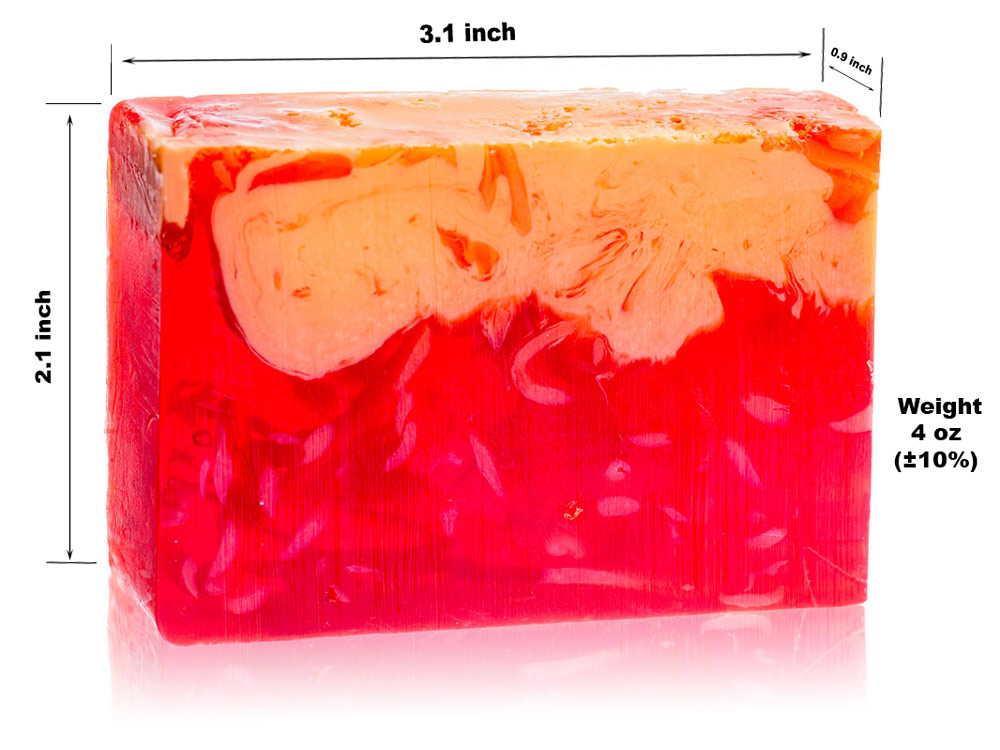 Glycerin Soap - Grapefruit