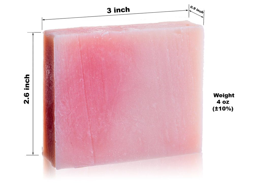 Oil Soap - Rose
