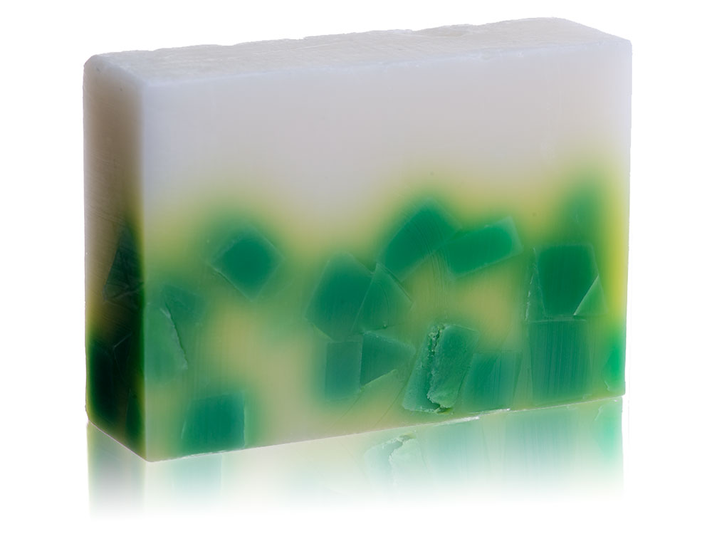 Cream Soap - Apple / White Heather