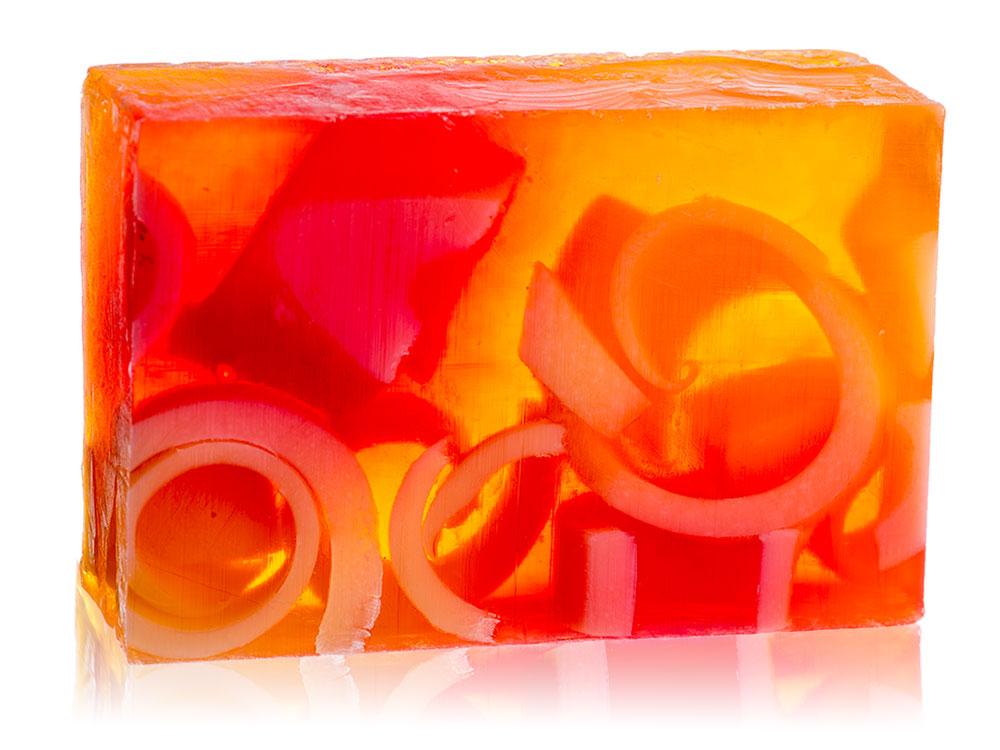 Glycerin Soap - Guava / Papaya (Discounted)