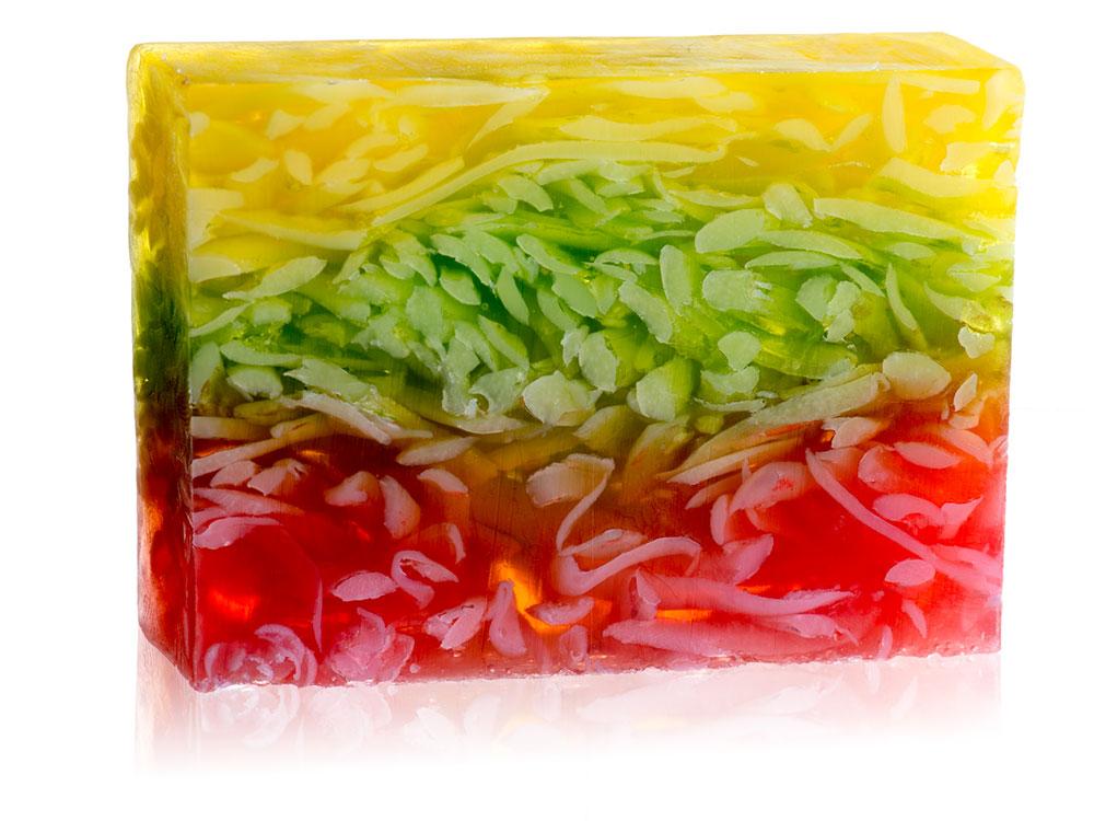 Glycerin Soap - Melon / Pomegranate (Discounted)