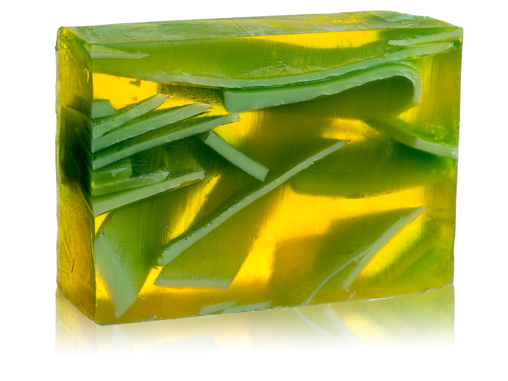 Glycerin Soap - Lemongrass (Discounted)