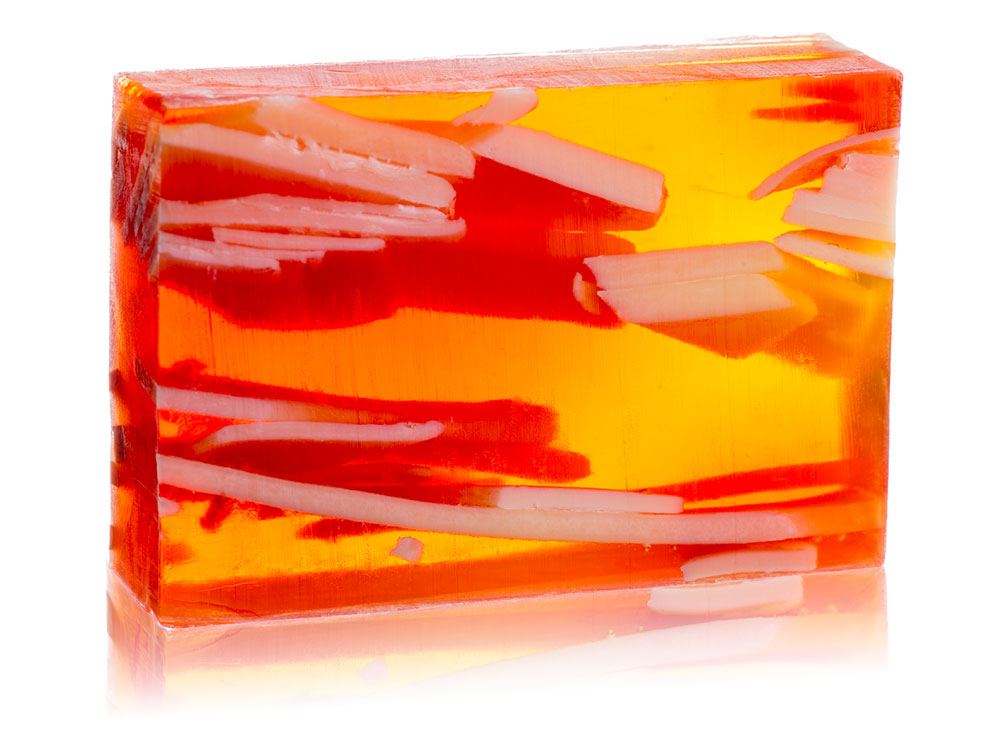 Glycerin Soap - Apple / White Heather (discounted)