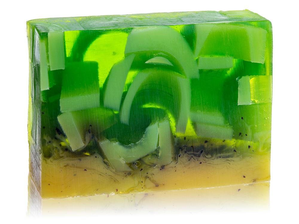 Cream Soap - Green Tea (Discounted)