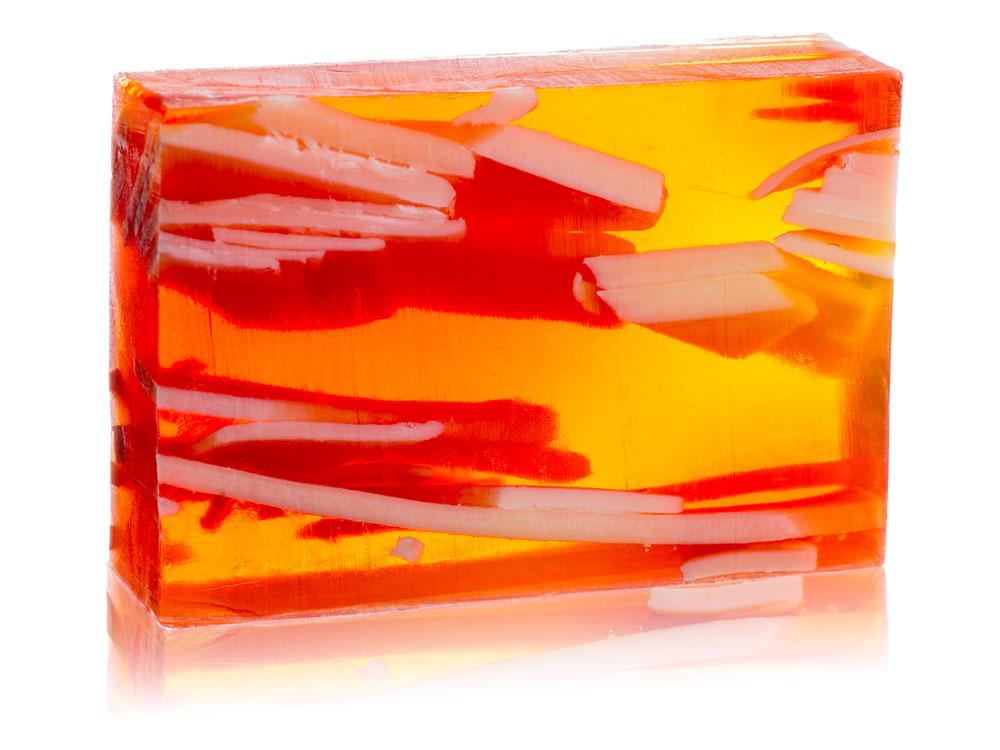 Glycerin Soap - Apple / White Heather