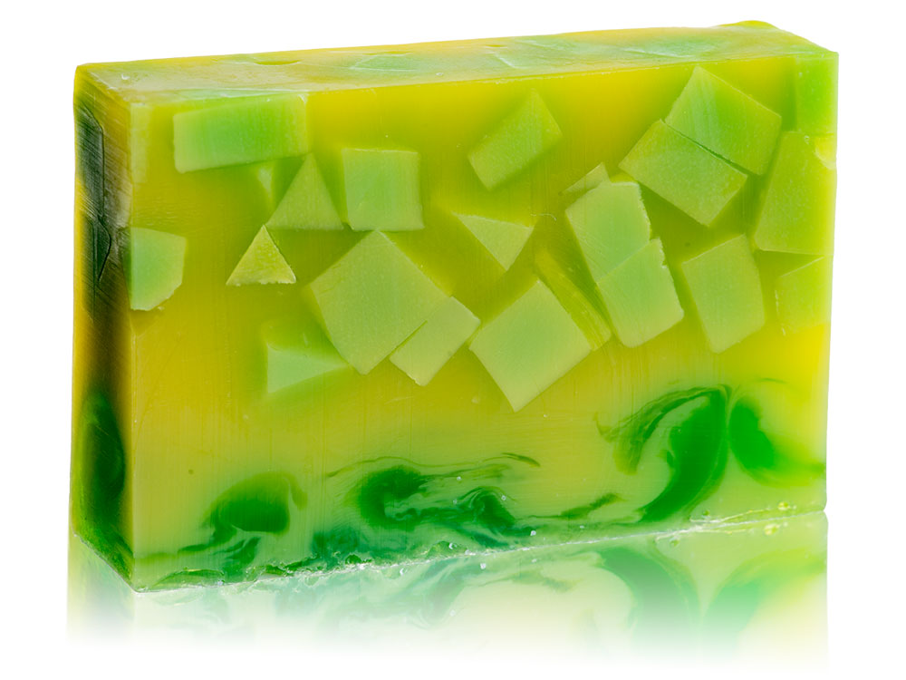 Cream Soap - Grapefruit / Green Tea