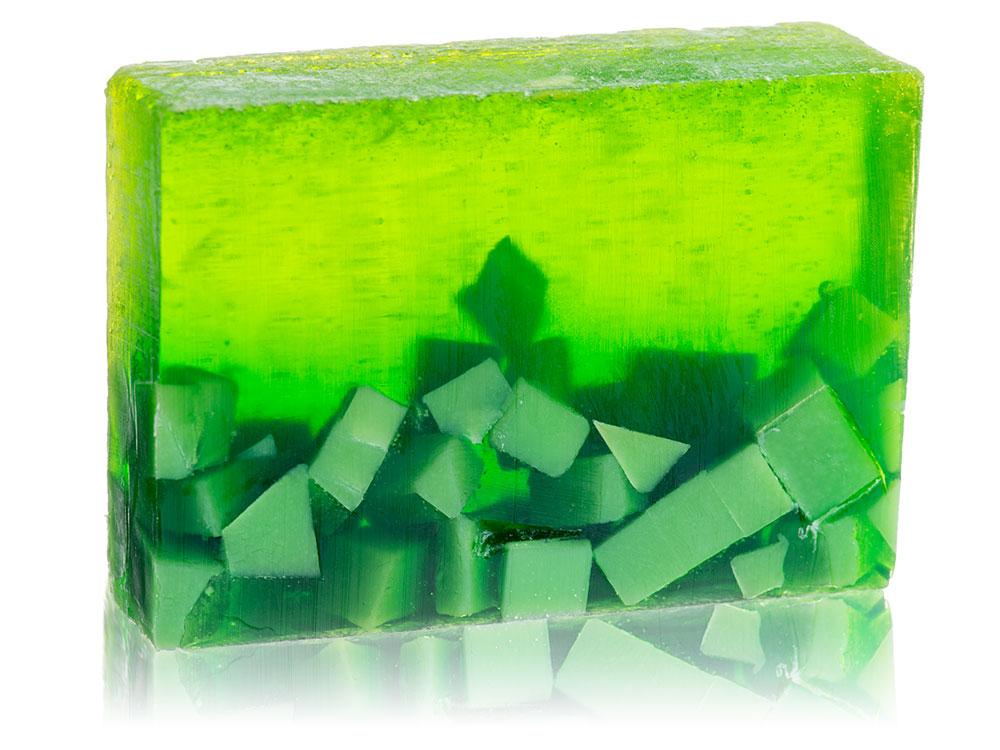 Glycerin Soap - Green Melon