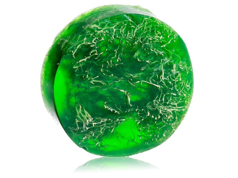 Loofah Soap - Green Tea