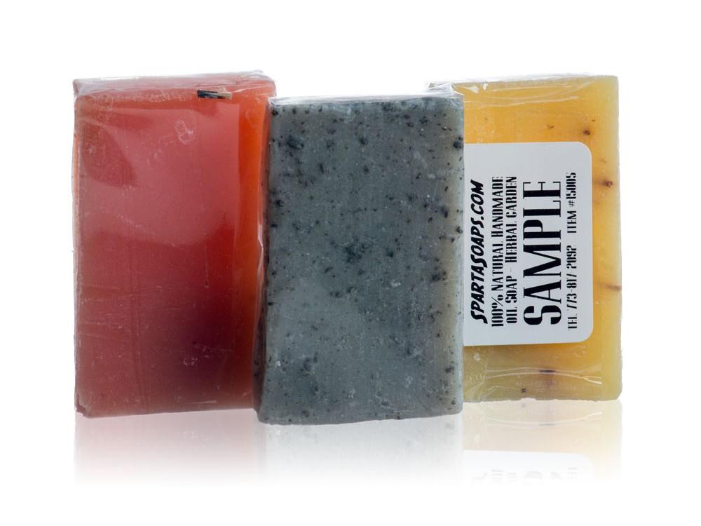 Oil Soap Samples - 6 pcs